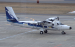 kumagorouさんが、函館空港で撮影したエアー北海道 DHC-6-300 Twin Otterの航空フォト(飛行機 写真・画像)