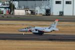 T.Sazenさんが、名古屋飛行場で撮影した航空自衛隊 T-4の航空フォト(飛行機 写真・画像)