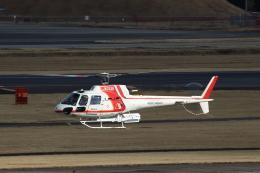 T.Sazenさんが、名古屋飛行場で撮影した朝日航洋 AS350B3 Ecureuilの航空フォト(写真)