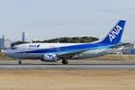 Scotchさんが、伊丹空港で撮影したエアーネクスト 737-54Kの航空フォト(飛行機 写真・画像)