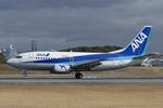 Scotchさんが、伊丹空港で撮影したエアーネクスト 737-5Y0の航空フォト(飛行機 写真・画像)