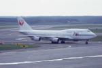 kumagorouさんが、新千歳空港で撮影した日本航空 747-446Dの航空フォト(写真)