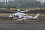 あきらっすさんが、調布飛行場で撮影した岩手県防災航空隊 AW139の航空フォト(写真)