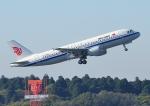 じーく。さんが、成田国際空港で撮影した中国国際航空 A320-214の航空フォト(飛行機 写真・画像)