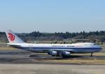 じーく。さんが、成田国際空港で撮影した中国国際貨運航空 747-4FTF/SCDの航空フォト(飛行機 写真・画像)