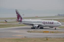 SSB46さんが、関西国際空港で撮影したカタール航空 A330-202の航空フォト(飛行機 写真・画像)