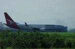Bonnie Bulaさんが、ナンディ国際空港で撮影したカンタス航空 737-838の航空フォト(写真)