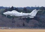 じーく。さんが、成田国際空港で撮影したOrion Air G-1159Aの航空フォト(飛行機 写真・画像)