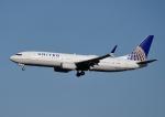 じーく。さんが、成田国際空港で撮影したユナイテッド航空 737-824の航空フォト(飛行機 写真・画像)