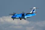 T.Sazenさんが、伊丹空港で撮影した天草エアライン ATR-42-600の航空フォト(写真)