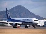 ken1☆MYJさんが、松山空港で撮影した全日空 767-381の航空フォト(写真)