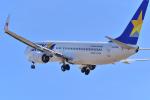 パンダさんが、茨城空港で撮影したスカイマーク 737-86Nの航空フォト(写真)