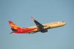 KKiSMさんが、北京首都国際空港で撮影した長安航空 737-8FHの航空フォト(写真)