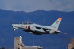 T.Sazenさんが、名古屋飛行場で撮影した航空自衛隊 T-4の航空フォト(写真)