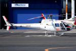 tsubasa0624さんが、東京ヘリポートで撮影した中日本航空 AS350B1 Ecureuilの航空フォト(飛行機 写真・画像)
