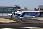 tsubasa0624さんが、東京ヘリポートで撮影したオールニッポンヘリコプター AW139の航空フォト(写真)