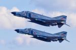パンダさんが、茨城空港で撮影した航空自衛隊 F-4EJ Kai Phantom IIの航空フォト(飛行機 写真・画像)
