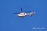 サイパンダマルコスさんが、岐阜県防災航空センターで撮影したセントラルヘリコプターサービス BK117C-1の航空フォト(写真)