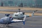 あきらっすさんが、調布飛行場で撮影したアメリカ空軍 UH-1Nの航空フォト(写真)