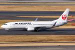 HND Spotter Rei U.さんが、羽田空港で撮影したJALエクスプレス 737-846の航空フォト(写真)