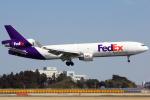 HND Spotter Rei U.さんが、成田国際空港で撮影したフェデックス・エクスプレス MD-11Fの航空フォト(写真)