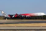 HND Spotter Rei U.さんが、成田国際空港で撮影したエティハド航空 A340-642Xの航空フォト(写真)