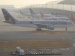 STARWARSJA873Aさんが、関西国際空港で撮影したカタール航空 A330-202の航空フォト(写真)