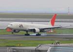 ふじいあきらさんが、羽田空港で撮影した日本航空 777-289の航空フォト(飛行機 写真・画像)