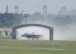 じーく。さんが、嘉手納飛行場で撮影したアメリカ空軍 F-15D-35-MC Eagleの航空フォト(飛行機 写真・画像)