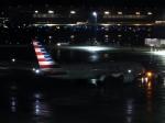 あしゅーさんが、羽田空港で撮影したアメリカン航空 787-8 Dreamlinerの航空フォト(飛行機 写真・画像)
