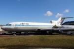 Hikobouzさんが、ペインフィールド空港で撮影したユナイテッド航空 727-22の航空フォト(写真)