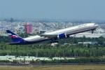 RUSSIANSKIさんが、タンソンニャット国際空港で撮影したアエロフロート・ロシア航空 777-3M0/ERの航空フォト(飛行機 写真・画像)