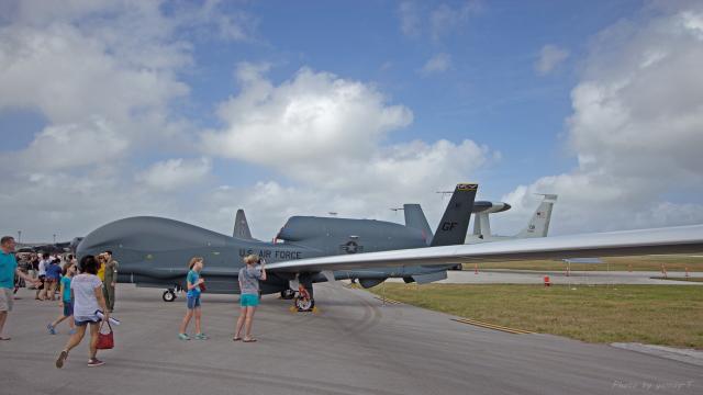 アメリカ空軍 Northrop Grumman ...