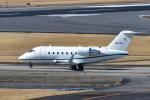 パンダさんが、成田国際空港で撮影したユーロップ・スター CL-600-2B16 Challenger 604の航空フォト(飛行機 写真・画像)