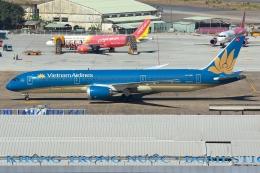 RUSSIANSKIさんが、タンソンニャット国際空港で撮影したベトナム航空 787-9の航空フォト(写真)