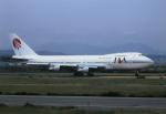 kumagorouさんが、仙台空港で撮影した日本アジア航空 747-246Bの航空フォト(飛行機 写真・画像)