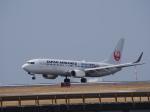 ken1☆MYJさんが、松山空港で撮影した日本航空 737-846の航空フォト(写真)