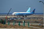 T.Sazenさんが、関西国際空港で撮影した大韓航空 A300B4-622Rの航空フォト(写真)