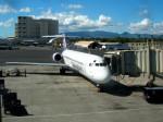 tsubasa0624さんが、カフルイ空港で撮影したハワイアン航空 717-22Aの航空フォト(飛行機 写真・画像)