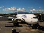 tsubasa0624さんが、ダニエル・K・イノウエ国際空港で撮影したハワイアン航空 767-332の航空フォト(写真)