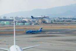 小鉢さんが、伊丹空港で撮影した天草エアライン ATR-42-600の航空フォト(飛行機 写真・画像)