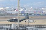 小鉢さんが、伊丹空港で撮影した航空自衛隊 C-130H Herculesの航空フォト(写真)
