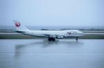 kumagorouさんが、那覇空港で撮影した日本航空 747-246B(SF)の航空フォト(写真)