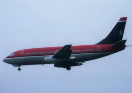kumagorouさんが、仙台空港で撮影したプーケット航空 737-2B7/Advの航空フォト(飛行機 写真・画像)