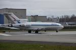romyさんが、ペインフィールド空港で撮影したユナイテッド航空 727-100の航空フォト(写真)