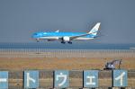 c59さんが、関西国際空港で撮影したKLMオランダ航空 787-9の航空フォト(飛行機 写真・画像)