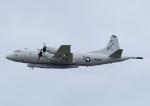 じーく。さんが、嘉手納飛行場で撮影したアメリカ海軍 P-3 Orionの航空フォト(写真)