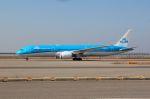 山河 彩さんが、関西国際空港で撮影したKLMオランダ航空 787-9の航空フォト(写真)