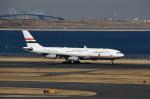 T.Sazenさんが、羽田空港で撮影したエジプト政府 A340-211の航空フォト(飛行機 写真・画像)
