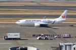 T.Sazenさんが、羽田空港で撮影したJALエクスプレス 737-846の航空フォト(飛行機 写真・画像)